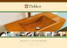 Katalog mebli Dekkor